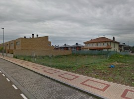 Parcela de 500m2 zona paseo de la Julia, Palencia